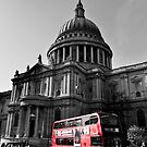 St Paul's Cathedral London by DavidHornchurch
