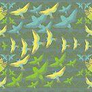 Bird Flight by Kanika Mathur