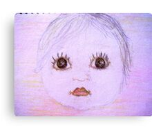 Mey Mey Doll  Canvas Print