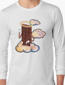 May Chocolate god bless you! Long Sleeve T-Shirt