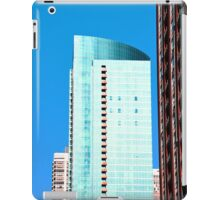 Skyscraper Blue iPad Case/Skin
