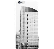 Skyscraper Black & White iPhone Case/Skin