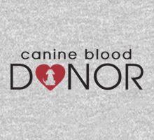 Canine Blood Donor by fatdogcreatives