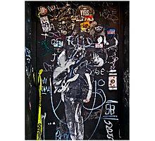 NYC Graffiti Photographic Print