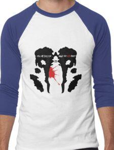 What do you see? Men's Baseball ¾ T-Shirt
