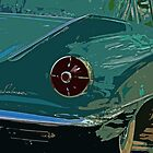 Turquoise LeSabre by AMGunn