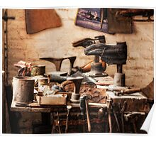 The Shoe Makers Shop Poster
