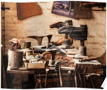 The Shoe Makers Shop by Patricia Jacobs CPAGB LRPS BPE3