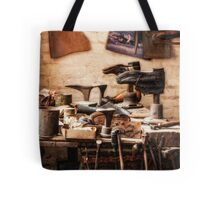 The Shoe Makers Shop Tote Bag