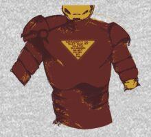 Volatile Iron Man by marv42