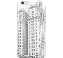 Chitown Alpha iPhone Case/Skin