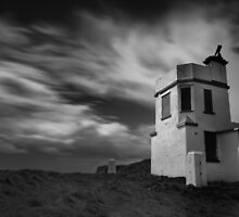 Old Coastguard Station by DesDaly