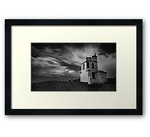 Old Coastguard Station Framed Print