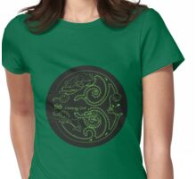 The Hitchikers guide to Middle Earth Womens Fitted T-Shirt