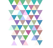 Triangle Photographic Print