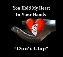 *•.¸??¸.•*U HOLD MY HEART IN YOUR HANDS IPAD CASE*•.¸??¸.•* by ✿✿ Bonita ✿✿ ђєℓℓσ