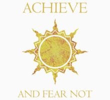 Achieve by AtlanteanArts