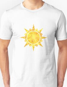Atlantean Sun Unisex T-Shirt