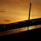 Etihad Sunset by lauracronin