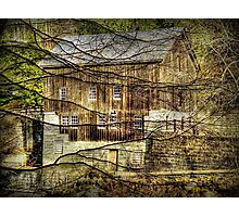 The Flour Mill Photographic Print