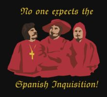 Spanish Inquisition by BevsUK