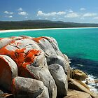 Bay of Fires  Tasmania by MisticEye