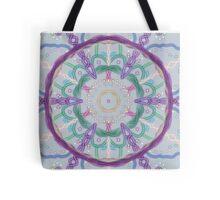 Random Psychedelic Kaleidoscope 3 Tote Bag