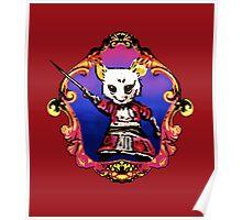 Mallymkun Emblem Poster