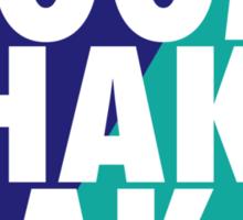 BOOMSHAKALAKA (sticker) Sticker