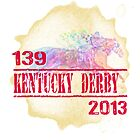 139th Kentucky Derby by Ginny Luttrell