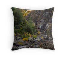 Launceston Cataract Gorge, Tasmania, Australia Throw Pillow