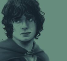 Frodo Baggins by Marie Mikolay