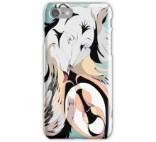 lone verge she iPhone Case/Skin