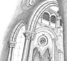 Mosteiro de Alcobaça. by terezadelpilar~ art & architecture