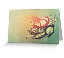 Pokemon - Ivysaur Greeting Card