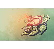 Pokemon - Ivysaur Photographic Print