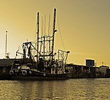 Fishing Boat by jasmith162