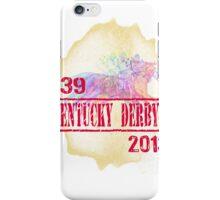 139th Kentucky Derby iPhone Case/Skin