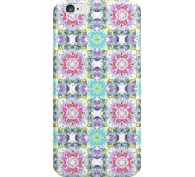 Ornate Floral Pattern iPhone Case/Skin