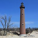 Little Sable Point Light 2013 by CcoatesPhotos