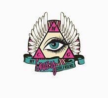 My Crazy Girlfriend Triangle Logo Tee Unisex T-Shirt