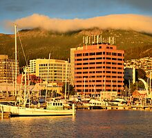 Hobart Tasmania by MisticEye