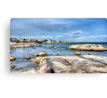 Seascape - Gloucester - Canvas Print