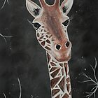 Flirty Giraffe by Lulumelch