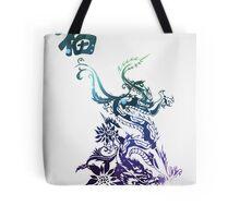 dragon luck Tote Bag