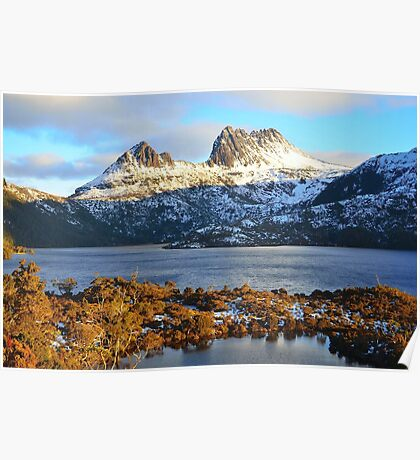 Cradle Mountain Tasmania Poster