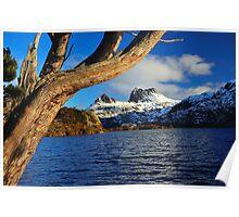 Dove Lake  Cradle Mt. Tasmania Poster