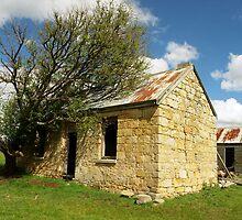 Stone House  Baydon  Tasmania by MisticEye
