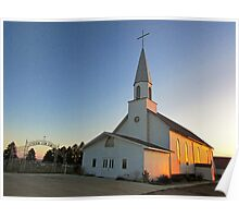 Zion Lutheran Church Poster