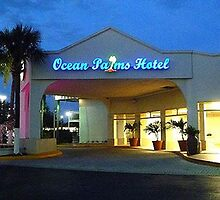 Hotel near skyway fishing  pier state park by crabiajohan